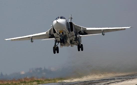 СМИ узнали об отсутствии у США данных о полете Су-24 до его крушения