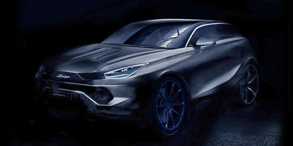 Zotye Concept S  Китайская компания Zotye, которая смело копирует стилистические решения европейских производителей, представила концепт кроссовера под названием Concept S. На этот раз китайские стилисты заимствовали идеи Lamborghini Urus. При этом задняя светотехника напоминает оптику автомобилей Peugeot. Получит ли концепт серийную версию, пока неизвестно. По мнению журналистов, Concept S должен показать стилистические решения, которые будут использоваться в быстрых автомобилях марки с литерой S.