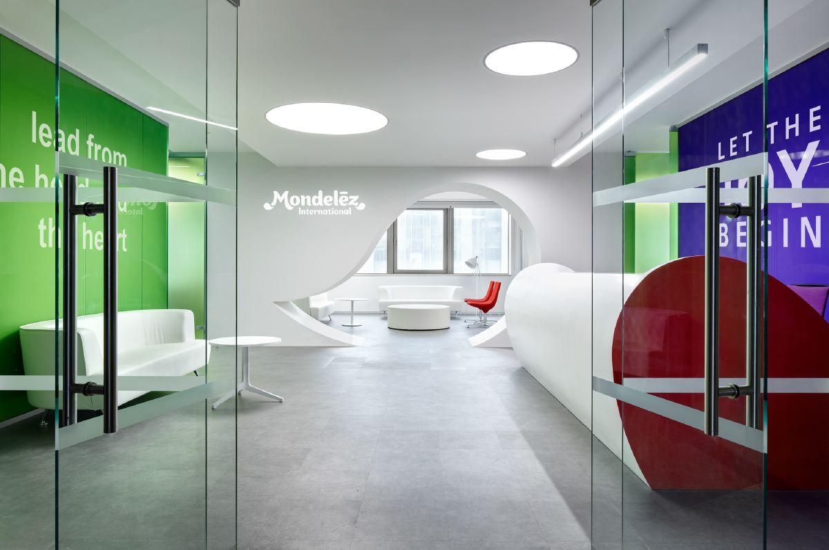 Фото:Mondelez International / архитектурное бюро VOX Architects