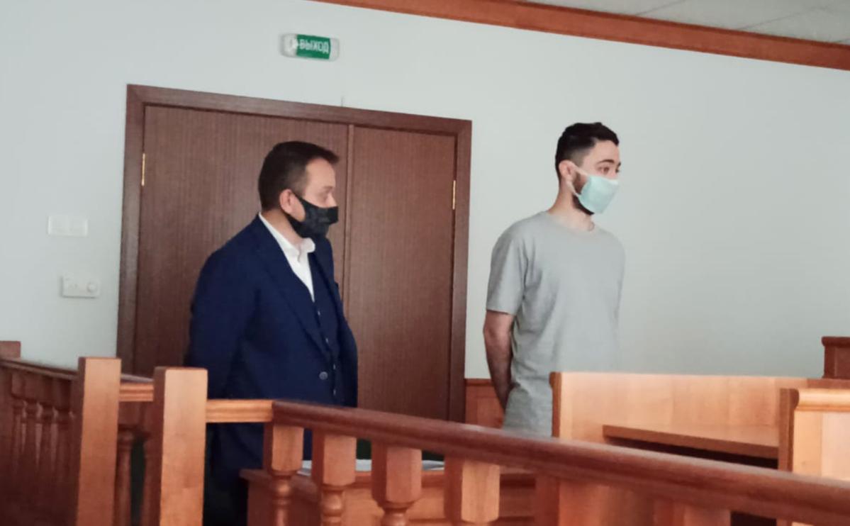Мосгорсуд признал законным арест комика Мирзализаде