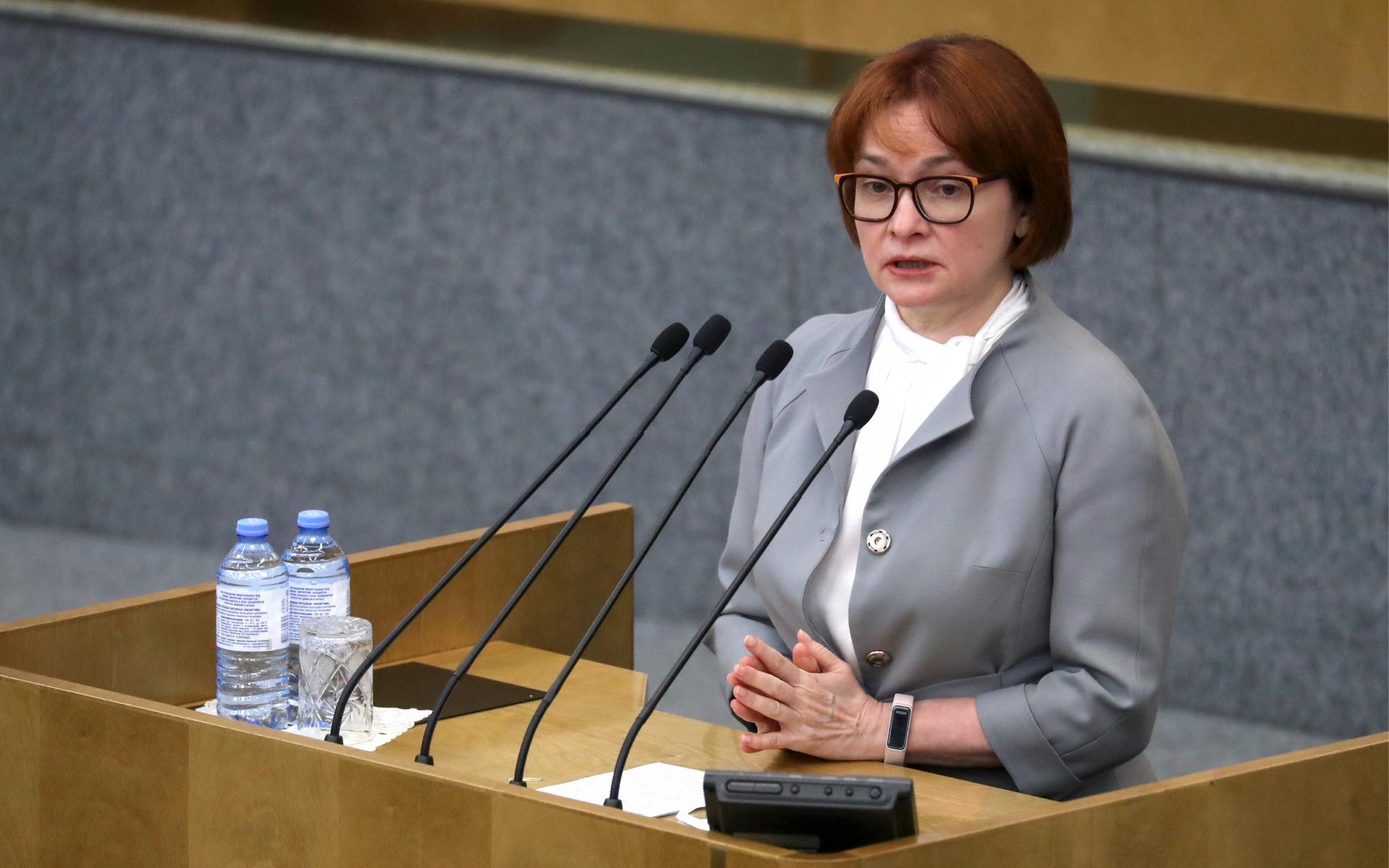 Эльвира Набиуллина оценила темпы роста цен на жилье в России