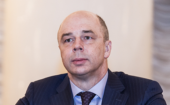 Министр финансов РФАнтон Силуанов