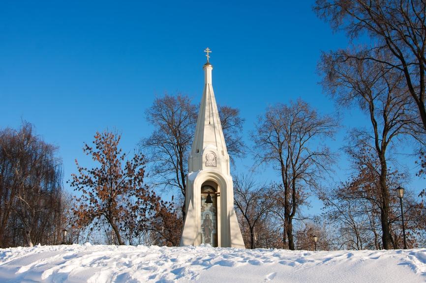 Часовня Казанской Богоматери