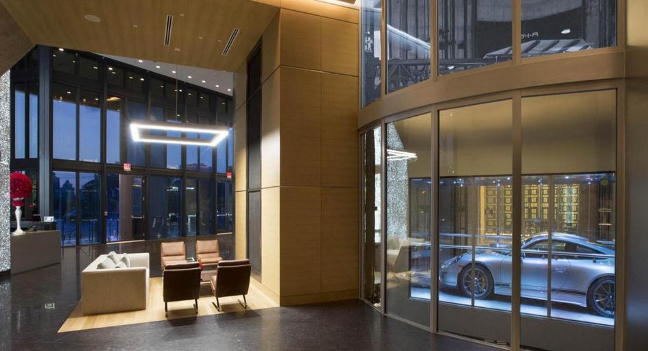 Стоимость обслуживания апартаментов составляет $3,8 тыс. в месяц