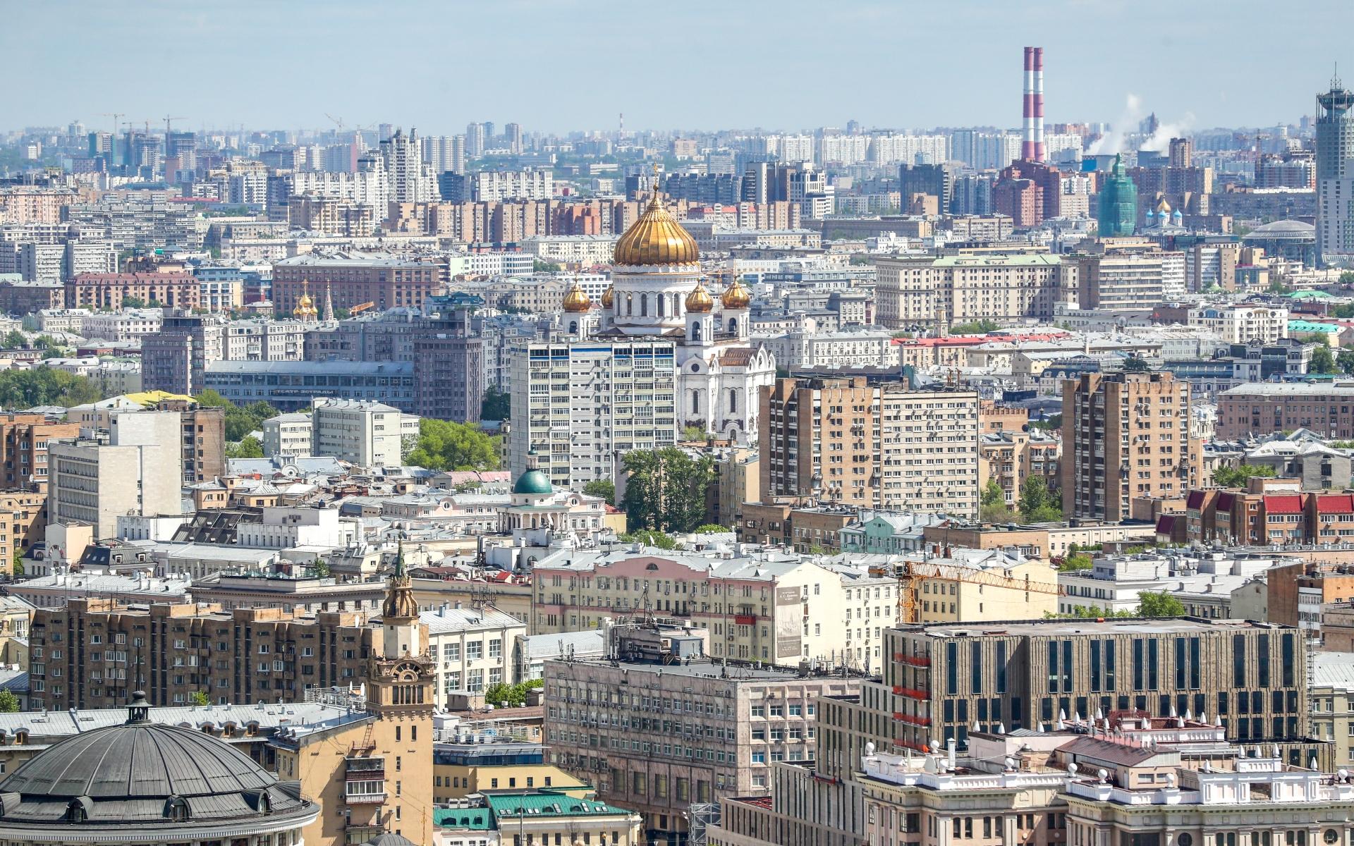 В столичном районе Арбат сконцентрированы наиболее дорогие арендные однокомнатные квартиры