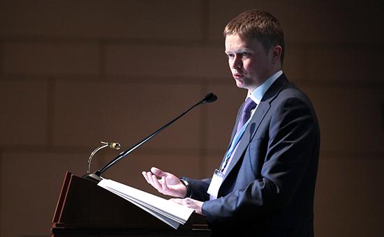 Cын главы кремлевской администрации Сергея Иванова Александр Иванов