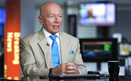 Председатель правления Templeton Emerging Markets GroupМарк Мобиус