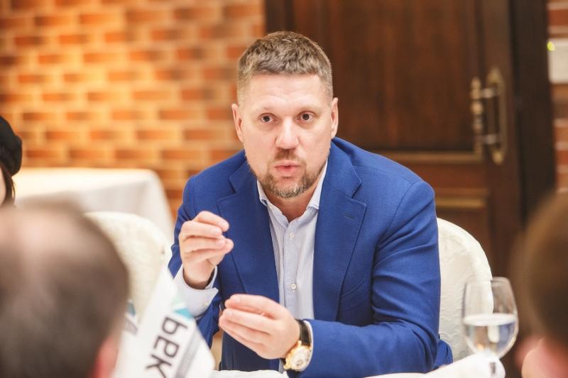 Игорь Плешков, генеральный директор ГК «Томас-Бетон».