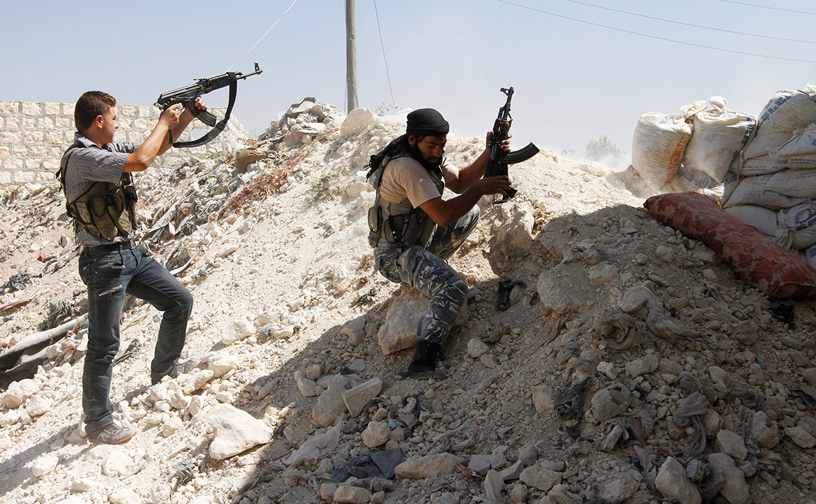 Фото: Hamid Khatib / Reuters
