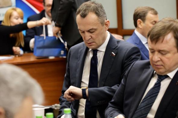 В Перми задержали депутата Государственной думы