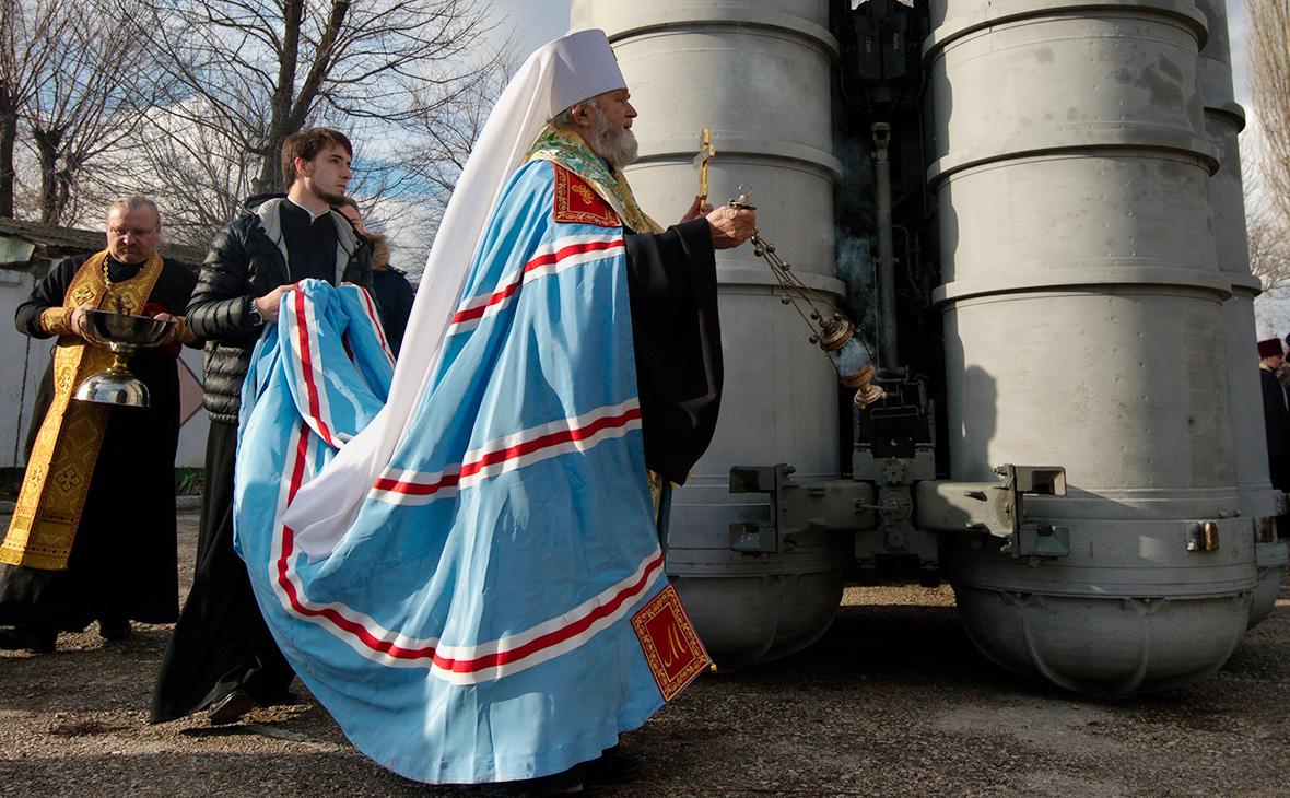 Фото:Сергей Мальгавко / РИА Новости