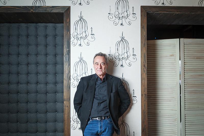 Президент Pixar Джим Моррис
