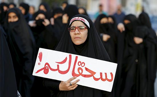 Ближний Восток накрыла волна протестов из-за казни шиитского проповедника