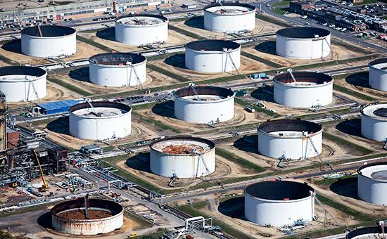 Нефтеперегонный заводкомпании ExxonMobil в Великобритании