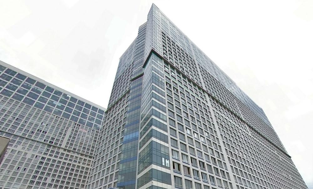 Аэробус. 2008 года постройки. Более 1000 квартир. Квартира 145 кв. м - $1 123 000