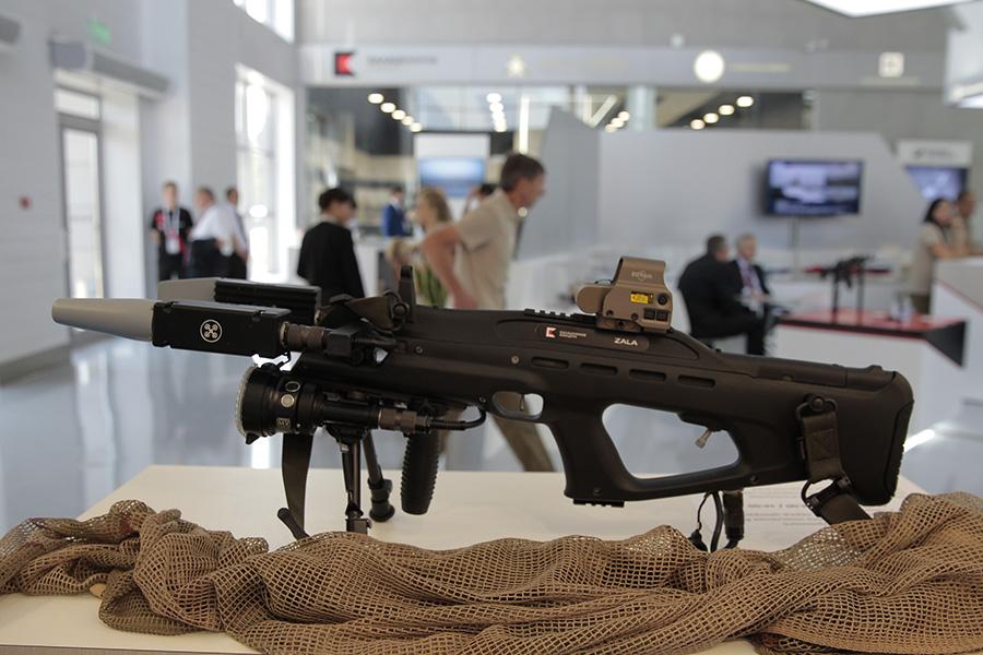 Нелетальное оружие Rex 1