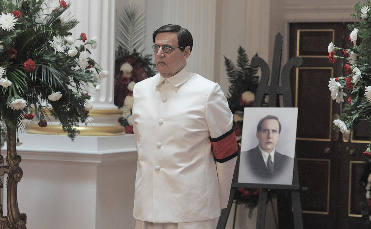 Фото:кадр из фильма «Смерть Сталина»