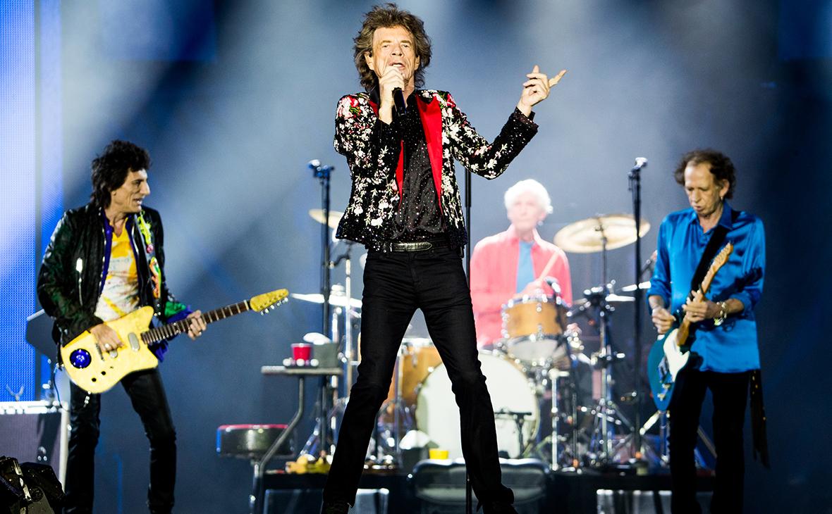 Группа The Rolling Stones