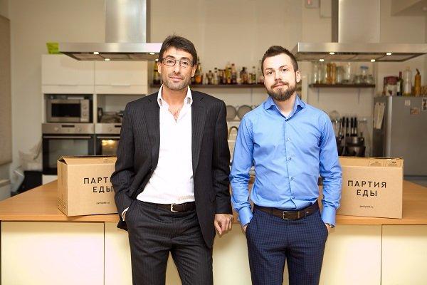 Эдуард Тиктинский (слева) и Михаил Перегудов (справа)