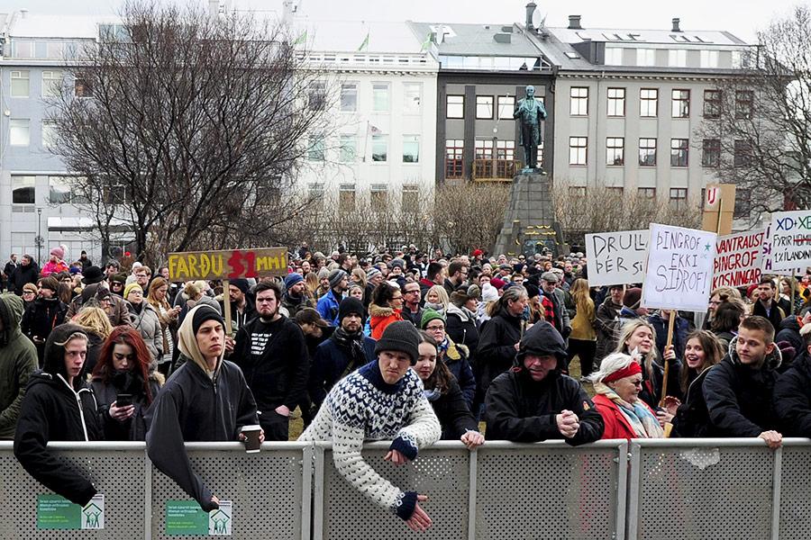 Фото:Stigtryggur Johannsson / Reuters