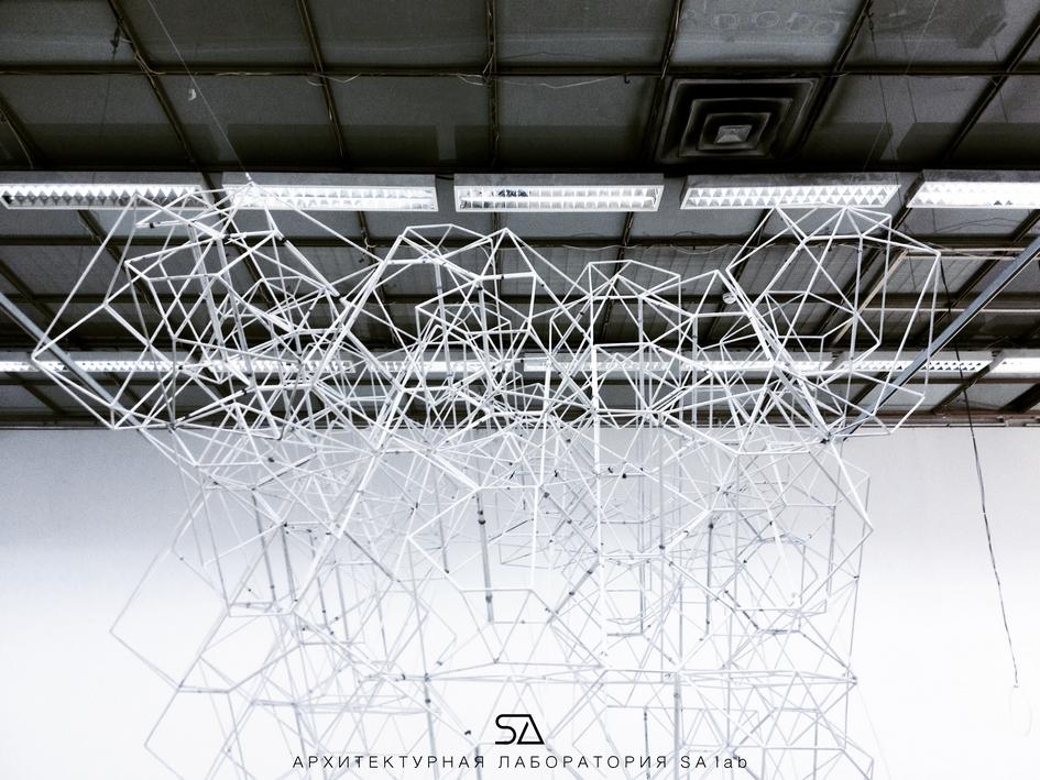 Адаптивная конструкция «Множество». Автор: SA lab