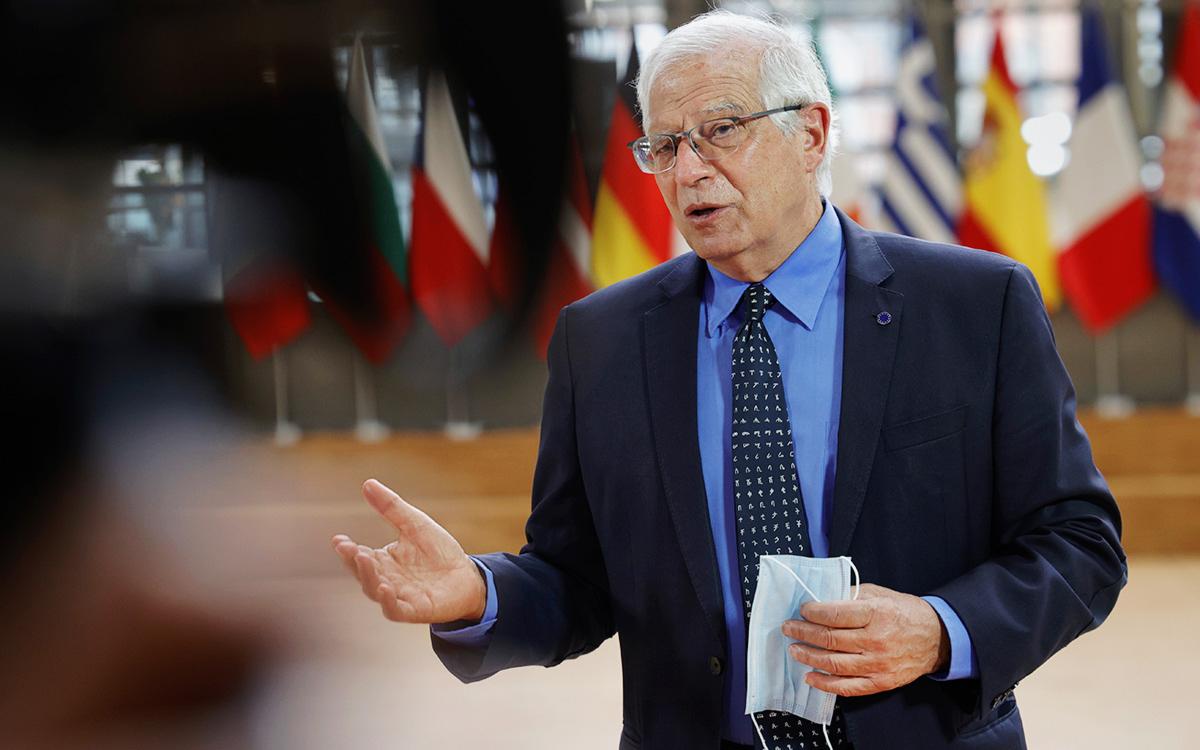 Глава дипломатии ЕС оценил ситуацию в отношениях с Россией