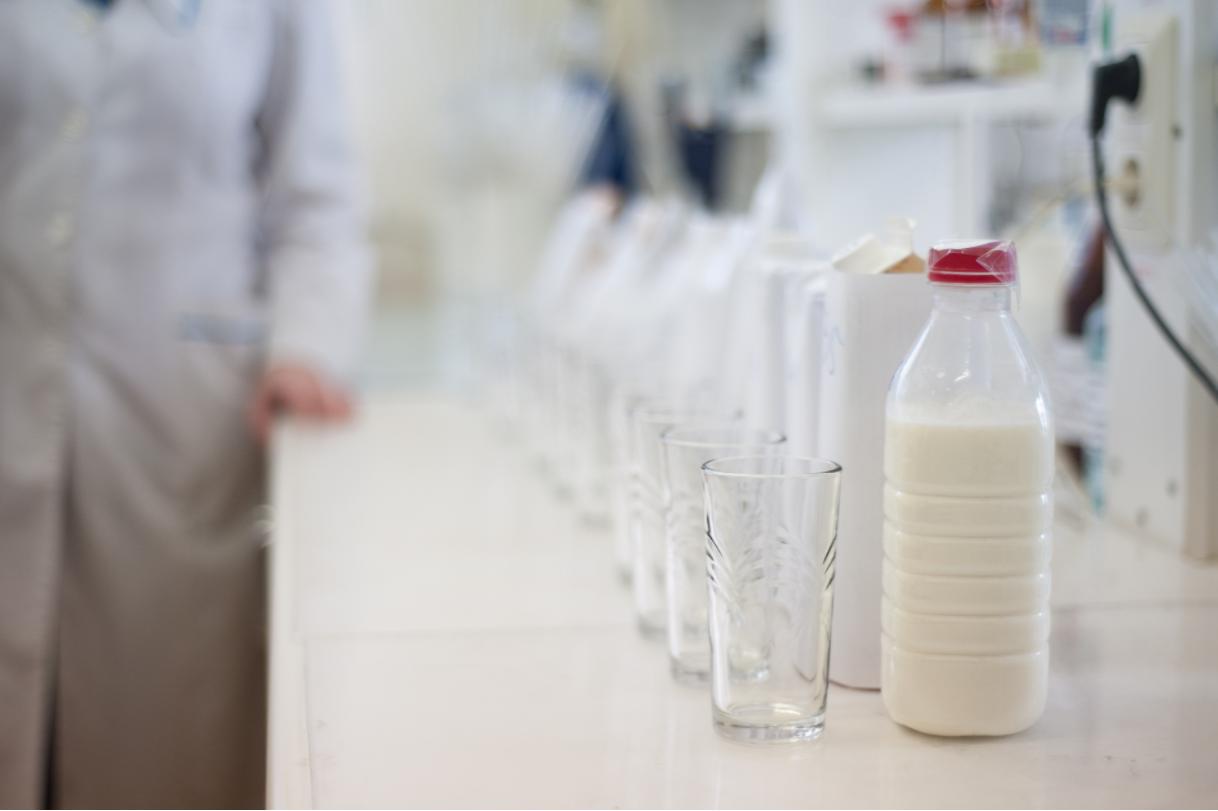 Совхоз занимается производством мяса и молока
