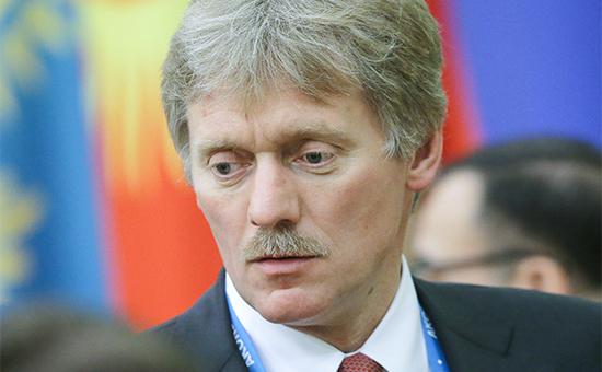 Кремль прокомментировал ситуацию с переброской военных к границе Украины