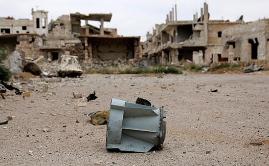 Сирия. 23 апреля 2017 года