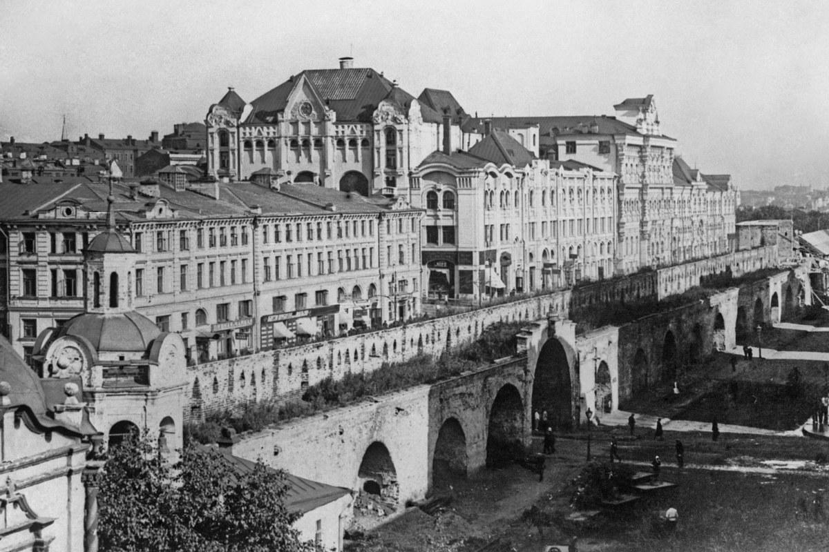 Москва в 1926 году