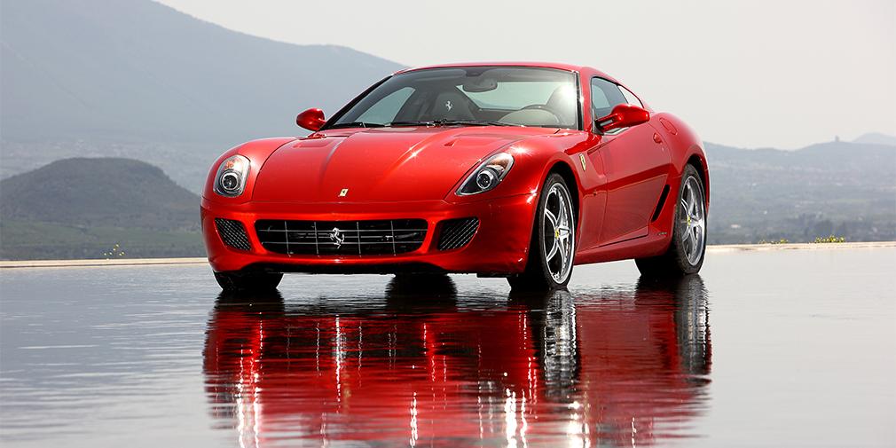 Ferrari 599 (министр по делам Северного Кавказа Лев Кузнецов)