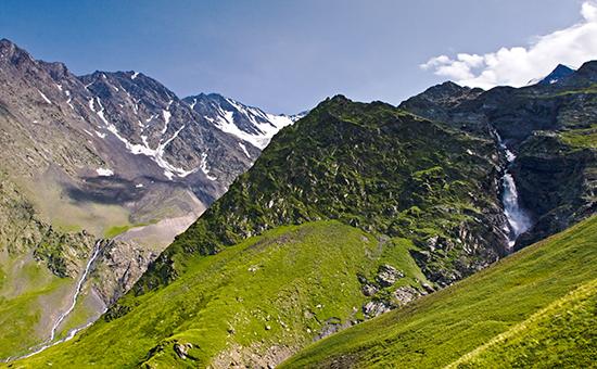 Виды горной Чечни