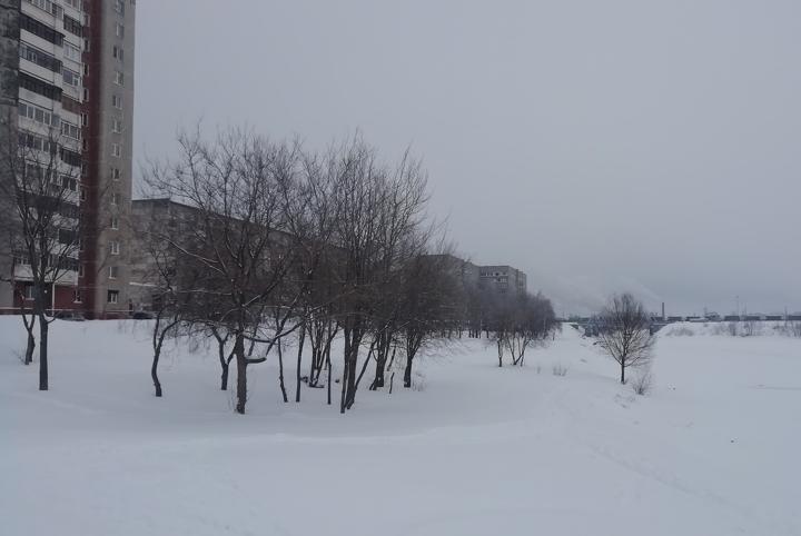Набережная в Череповце, где тоже предстоит реконструкция