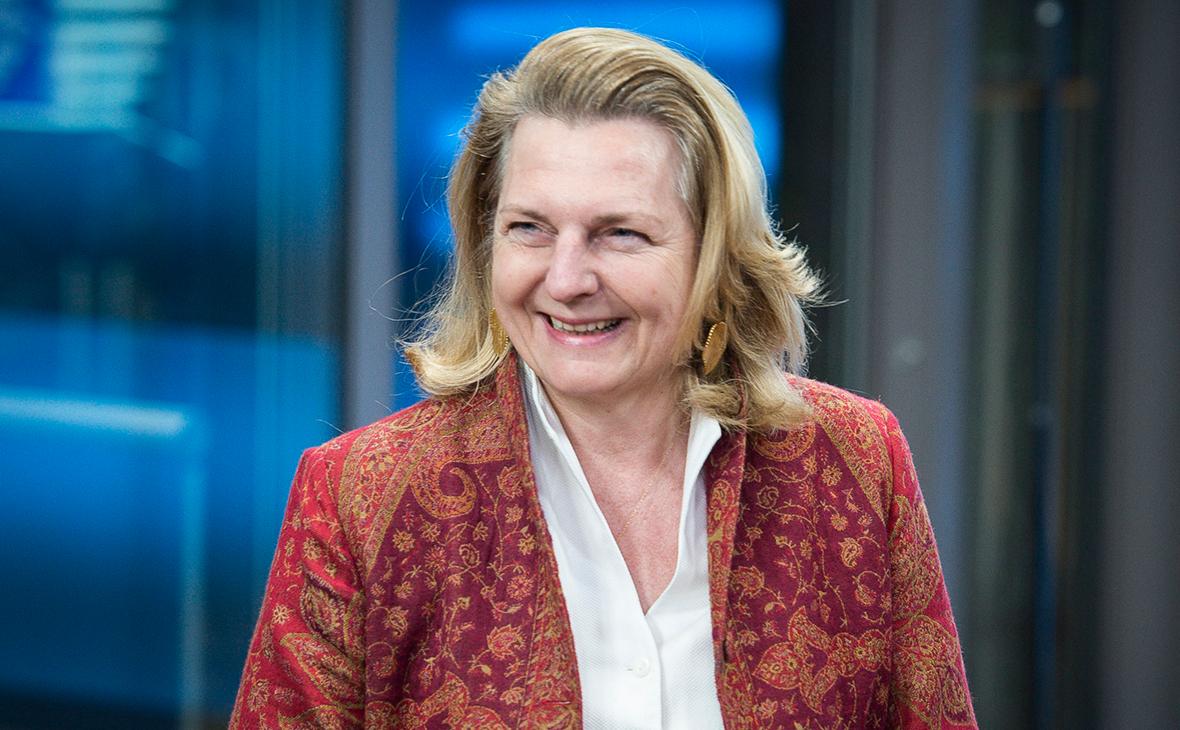 Экс-глава МИД Австрии вошла в совет директоров Роснефти