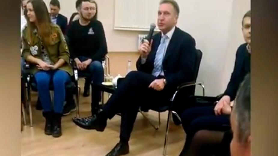 Видео:Штаб Навального в Архангельске / YouTube