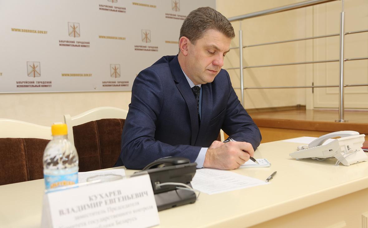 Владимир Кухарев