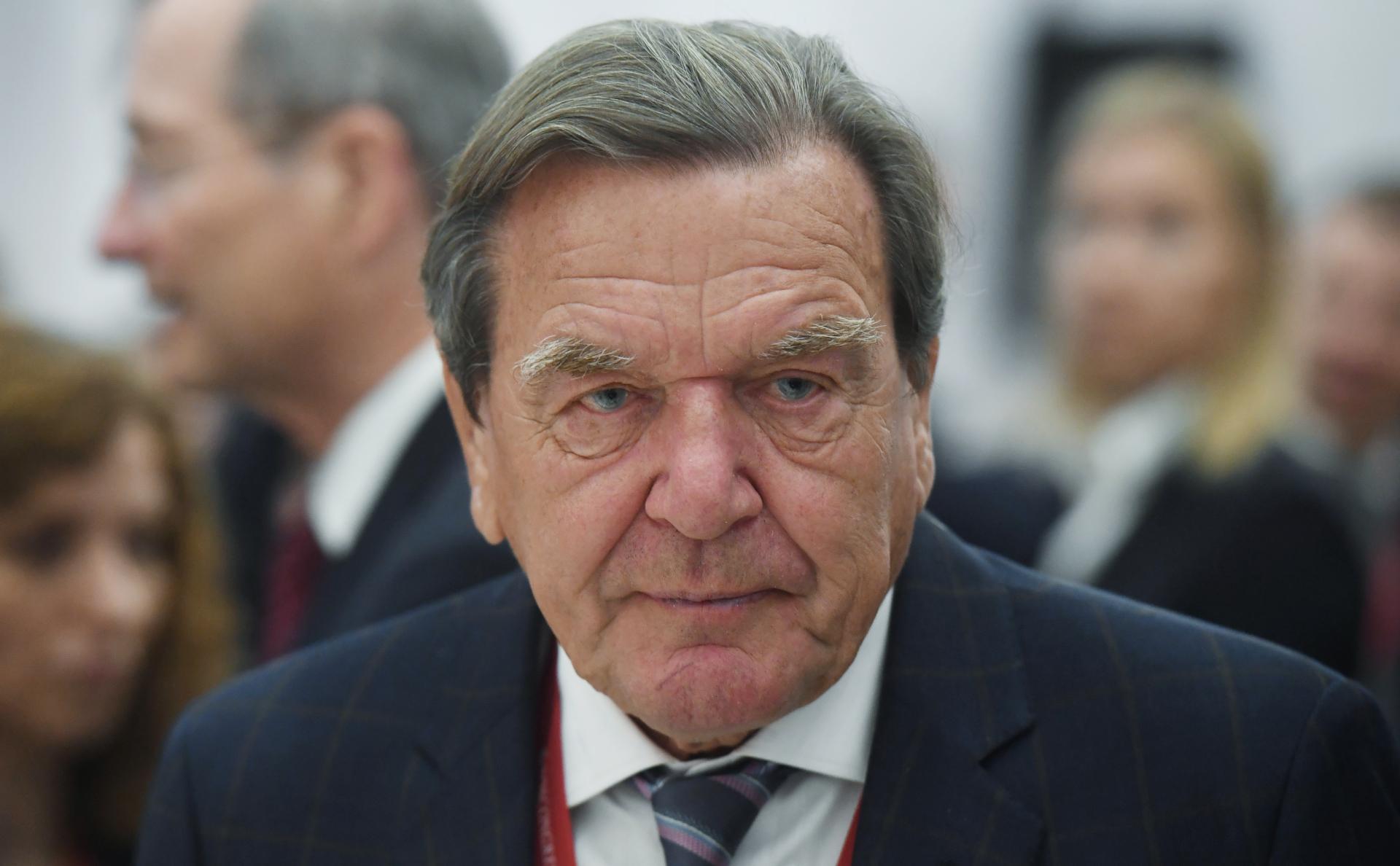 Герхард Шрёдер