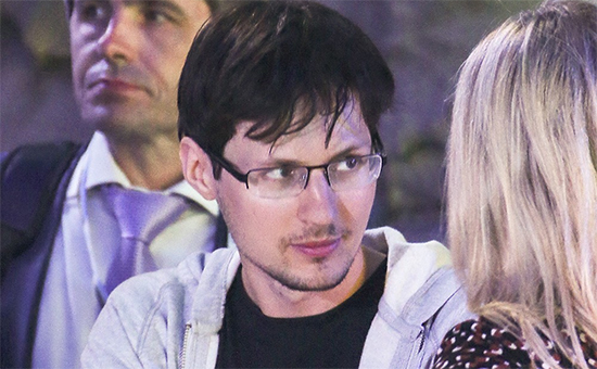 """Основатель и бывший гендиректор """"ВКонтакте"""" Павел Дуров"""
