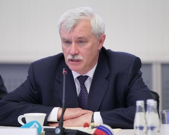 Фото: Г.Полтавченко/gov.spb.ru