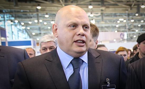 Заместитель министра внутренних дел РФ Александр Махонов
