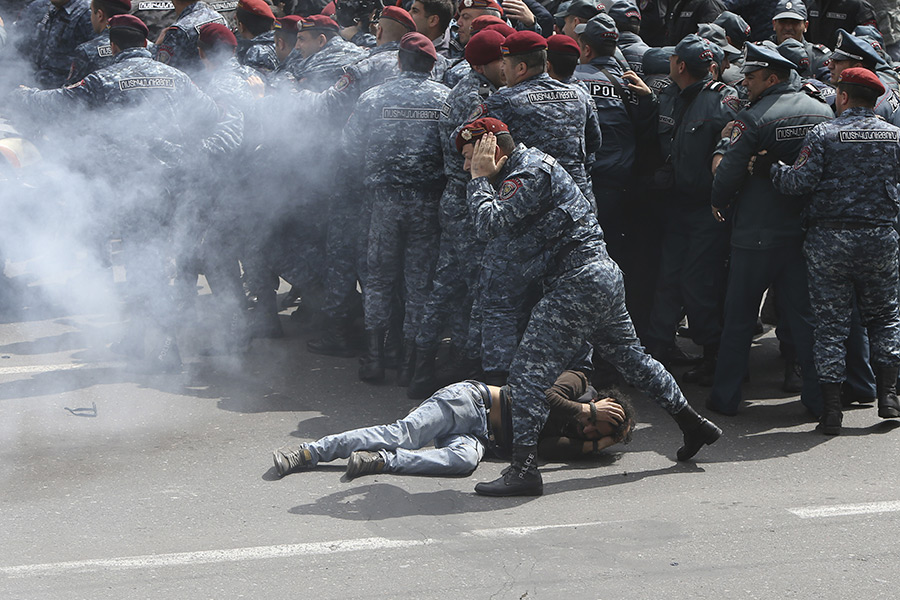 Фото:Vahram Baghdasaryan / Photolure / Reuters