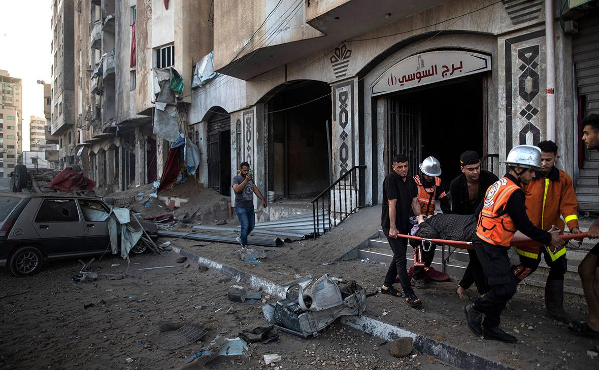 Крупнейшее с 2014-го обострение палестино-израильского конфликта. Главное