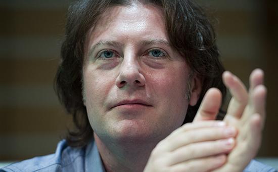 Учредитель фонда «Среда» Борис Зимин