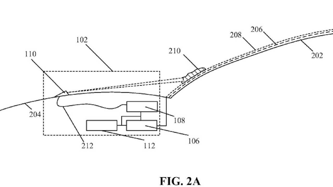 Чертежи Tesla для оформления патента на лазерные «дворники»