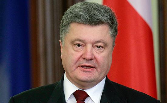 Киев объяснил замену Путина на Порошенко на «обложке» The Economist