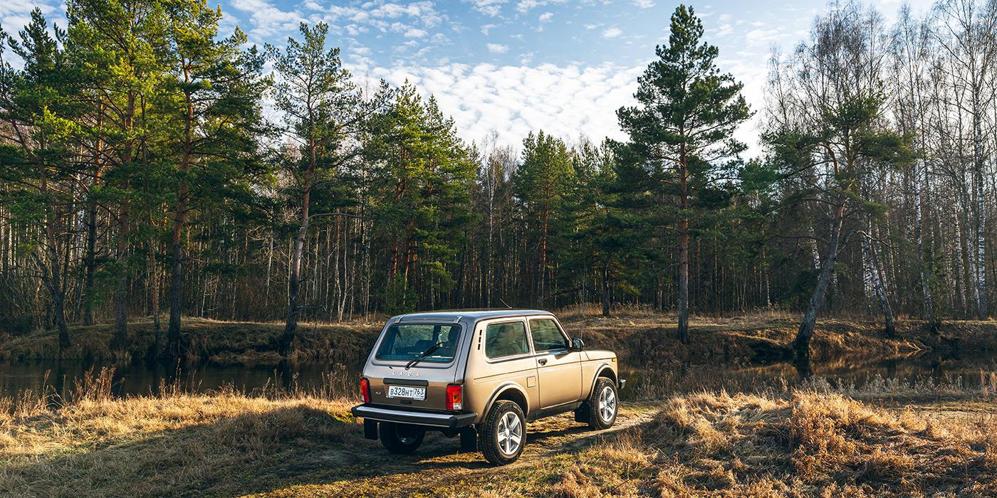 Тест-драйв Lada 4x4. Точно обновленный? :: Autonews