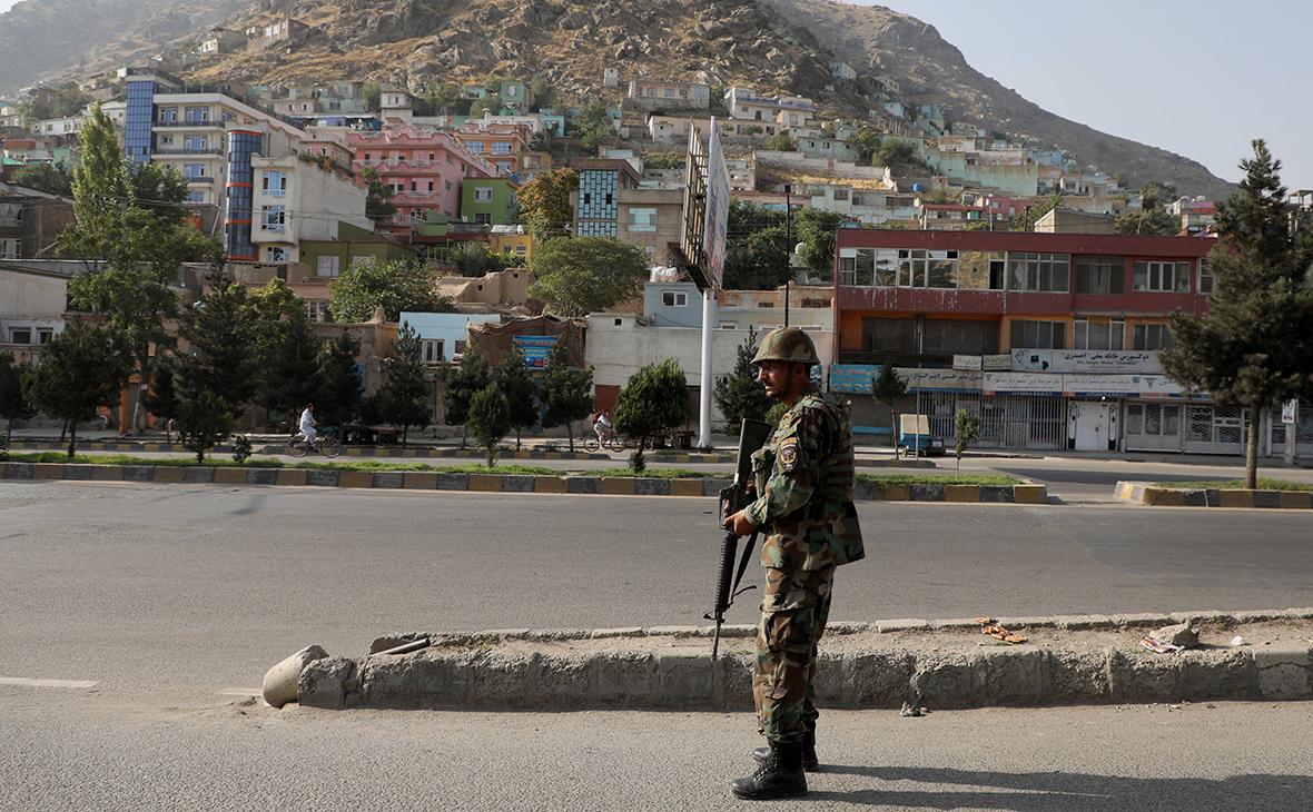 Вид Кабула