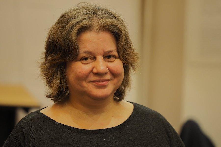 Социолог Элла Панеях