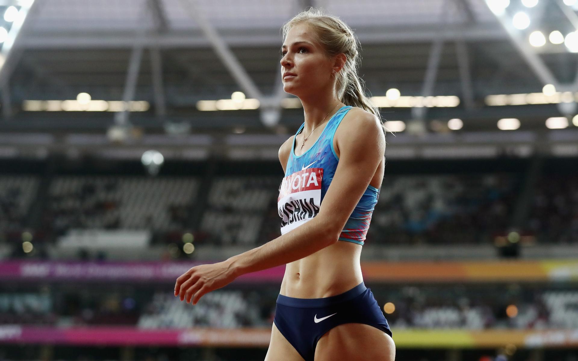 Фото: Дарья Клишина ( Alexander Hassenstein/Getty Images - for IAAF)