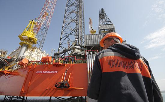 Киевский суд арестовал буровые установки «Черноморнефтегаза»